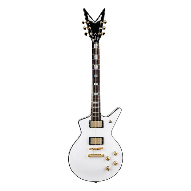Dean Cadillac Select Electric Guitar (Classic White)