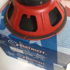 Eminence Red Coat Governor 12 Inch 16 Ohm Speaker | Reverb