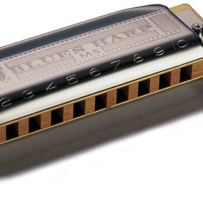 Hohner 532BX-EF Blues Harp Key Of D Sharp /E  flat Boxed Package Harmonica