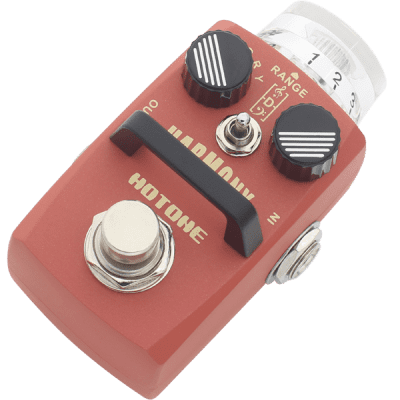 Hotone Harmony SPS-1 Pitch Shifter/Harmonist Guitar Effects Pedal for sale