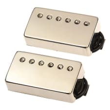 Bare Knuckle Pickups The Mule Calibrated Set Nickel