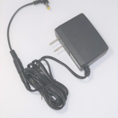 Power Supply AC Adapter Compatible w/ Korg Volca Bass Beats Keys Sample FM