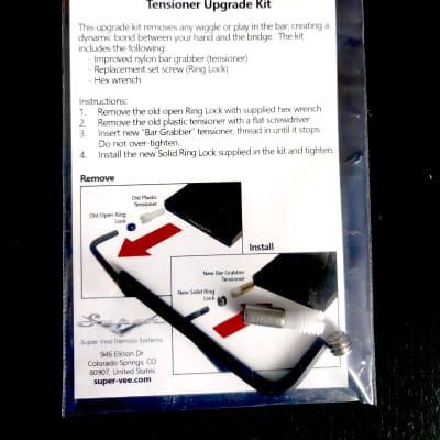 Super Vee Bar grabber Upgrade Kit for Blade Runner/ Maverick Tremolo