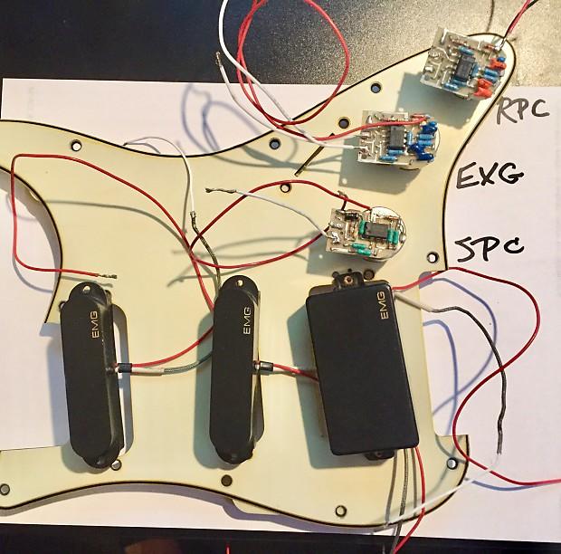 Wiring Diagram Emg Spc - Wiring Diagrams Dock
