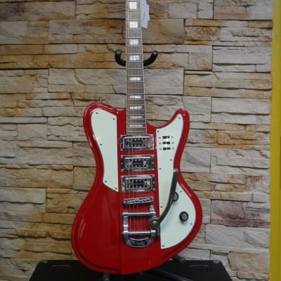 Schecter Ultra III Seymour Duncan Candy Apple Red for sale