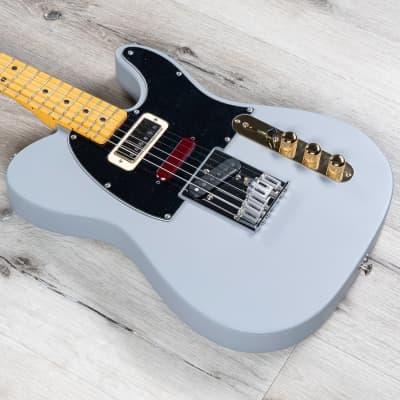 Fender Brent Mason Telecaster Guitar, Maple Fingerboard, Primer Gray