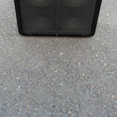 Obrien 50 watt 4x10 combo 2007 Black Leather w/Honey Maple for sale