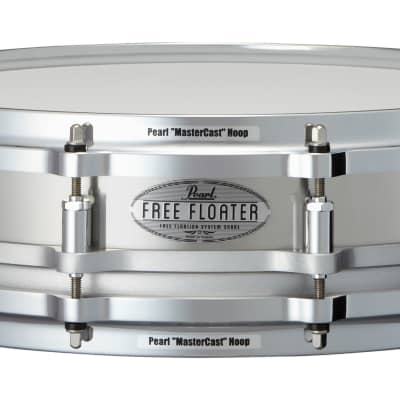 """Pearl FTSS1435 Free Floating Task Specific 14x3.5"""" Snare Drum 2020 Steel"""
