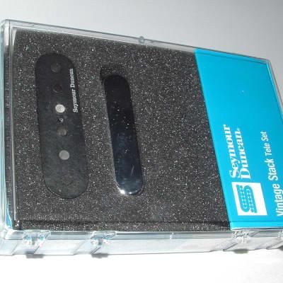 Seymour Duncan Vintage Stack Tele Pickup Set 11208-09 - Vintage Stack Tele Set