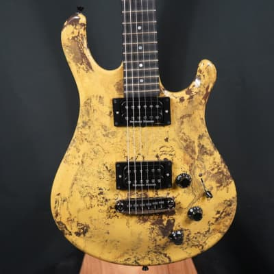 Flaxwood Rautia Classic Natural Finish Electric Guitar (Used) for sale