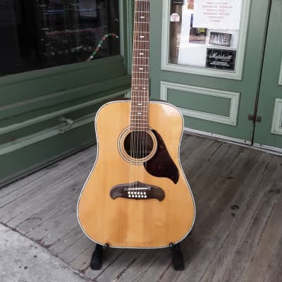Ventura Time Fretted Instruments 2001 Naturnal for sale