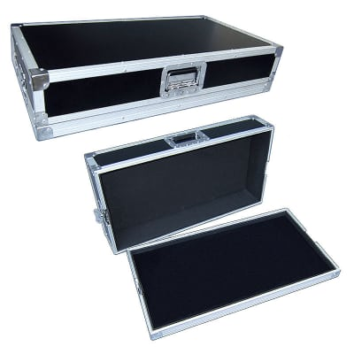 Pedal Board ATA Case 2 Catch 3/8 Ply Inside Dimensions 32 x 16 x 6 High Free Shipping