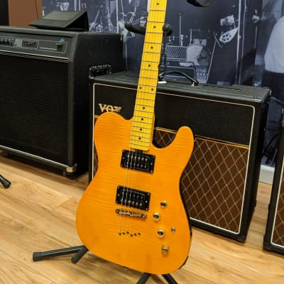 Acepro Ae-203 Tele 2002 Tiger Stripe Maple for sale