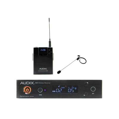Audix AP41 HT7 Wireless Omnidirectional Headset Condenser Microphone System (B Band, 554-586 MHz)