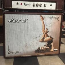Marshall Limited Edition Pin Up 'Greta'  Amp, Class 5 Custom Shop
