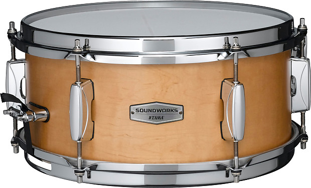 tama soundworks maple snare drum alto music reverb. Black Bedroom Furniture Sets. Home Design Ideas
