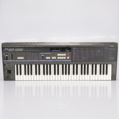 Korg DW-6000 Programmable Digital Waveform 61-Key Synthesizer Not Functioning #42717