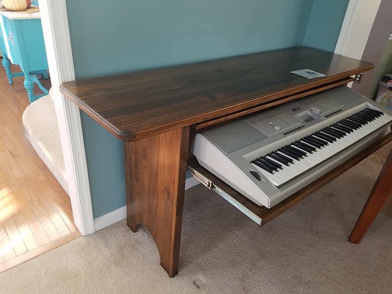 Custom Made Custom Piano Desk Workstation Final Price Drop Reverb
