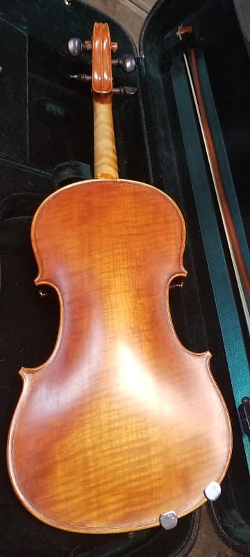Gianna's Violins Appalachian Folk fiddle 2004 with pernambuco bow