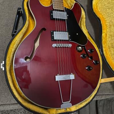 Vintage Cherry Red Aspen ES-335 for sale
