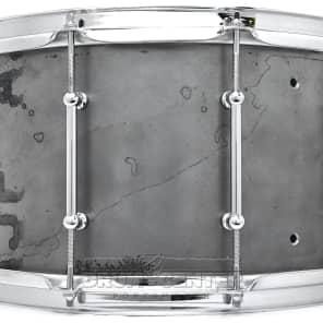 Keplinger Black Iron Snare Drum 14x8