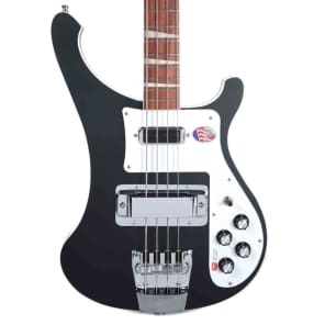 Rickenbacker 4003 Matte Black for sale