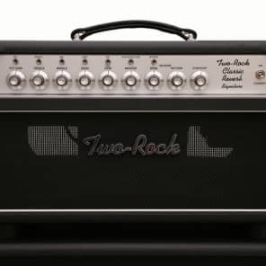 Two Rock Classic Reverb Signature Head / Amp / Amplifier w/ silver knob upgrade (Back in Stock) for sale