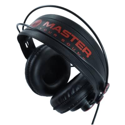 Master Your Sound MHPRO10 Full Range Professional Monitoring Headphones