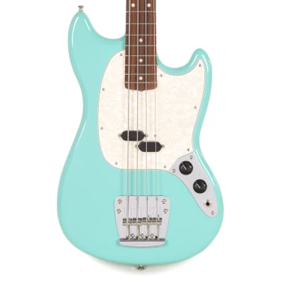 Fender Vintera '60s Mustang Bass Sea Foam Green
