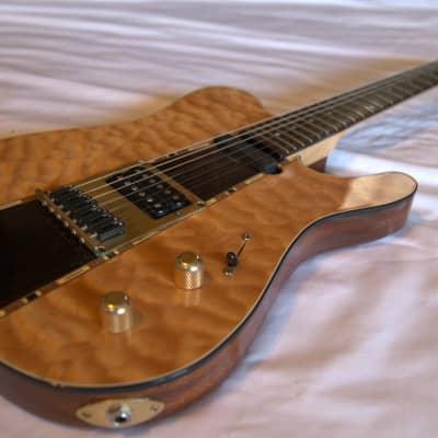 Lado TL-80 2001 Quilt Maple