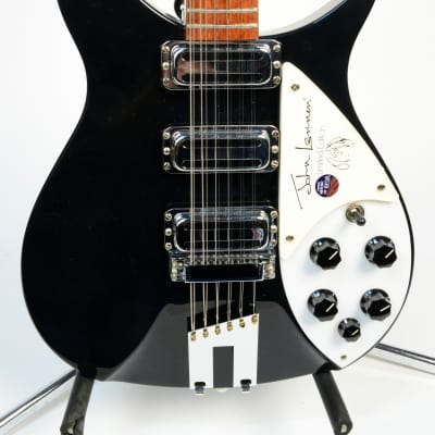 Rickenbacker 355/12JL:JG John Lennon Limited Edition New Old Stock 1992 Serial Number F57105 for sale