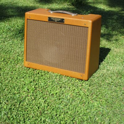 Carl's Custom Amps  Classic Tweed Deluxe 5E3 Dark Tweed Video Demo! Best 5E3 Anywhere! for sale
