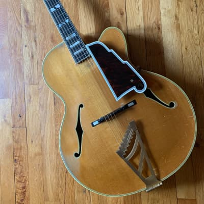 1959 D'Angelico New Yorker Special in Blonde for sale