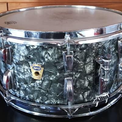 "Ludwig No. 912 School Festival 6.5x14"" 16-Lug Snare Drum 1958 - 1960"