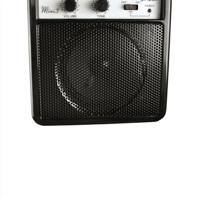 De Rosa DKAMP3-BK Kids 3 Watt Amp w/Strap - Black for sale