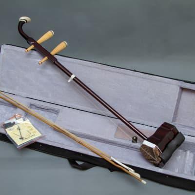 Chinese musical instrument erhu scale ruler beginner