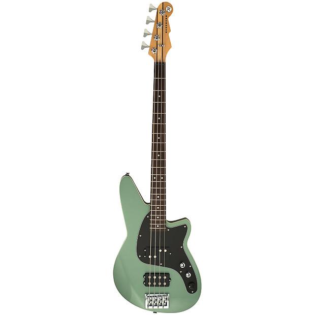 reverend mercalli 4 alpine green bass guitar reverb. Black Bedroom Furniture Sets. Home Design Ideas