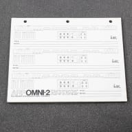 ARP Omni-2 Original Blank Patch Sheet