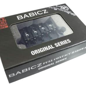 Babicz FCH-3PTBK Full Contact Hardware 3-Point Bass Bridge