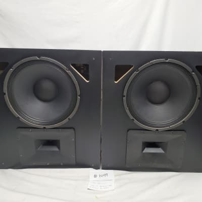 Electro-Voice SL12-2V THX Theater Surround Speakers SOLD As A Pair #1049 Good Used Working Condition
