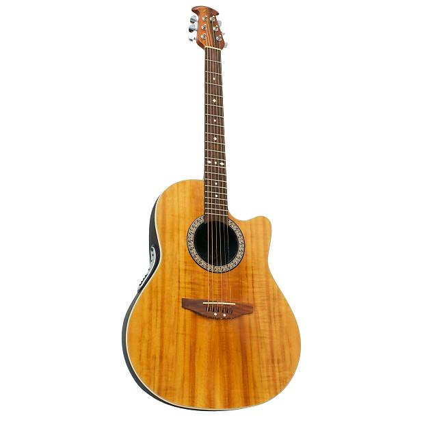 OVATION Celebrity CC-047 acoustic guitars