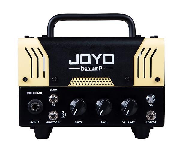 joyo bantamp meteor 20 watt tube guitar head reverb. Black Bedroom Furniture Sets. Home Design Ideas