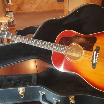 Gibson J-45 ADJ 1963 Cherry sunburst (Totally Original NO repairs )