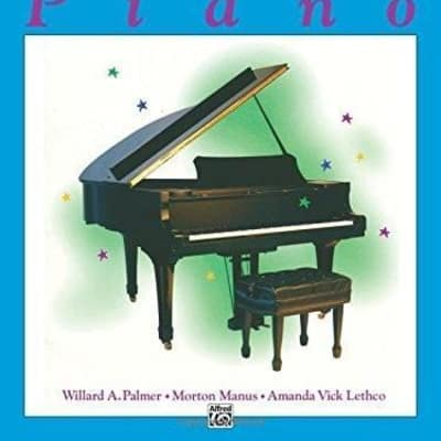 Alfred's Basic Piano Course | Lesson Book Level 5