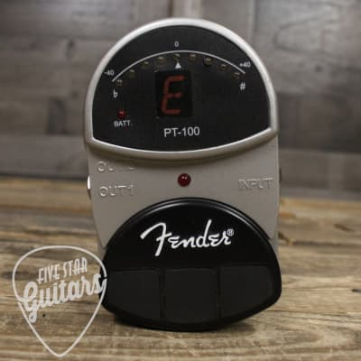 Fender PT-100 Tuner for sale