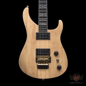 GJ2 Grover Jackson Arete K Custom Korina - Natural (588) for sale