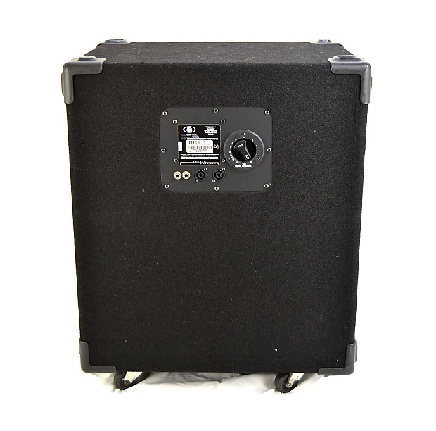 ampeg bxt 410hl4 4ohm 4x10 bass amp cabinet w casters reverb. Black Bedroom Furniture Sets. Home Design Ideas