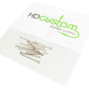 HDCustom HDSP029-12 Humbucker Height Adjustment Screws (12-Pack)