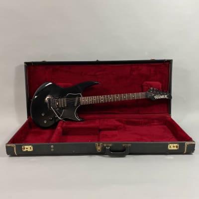80's Hamer Mike Perron Signature Black for sale