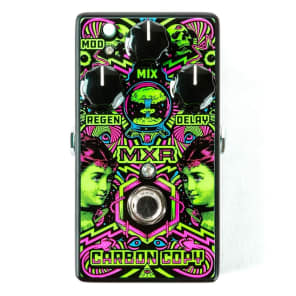 MXR Carbon Copy Analog Delay Guitar Effects Pedal ILD169 I LOVE DUST Limited Edition for sale